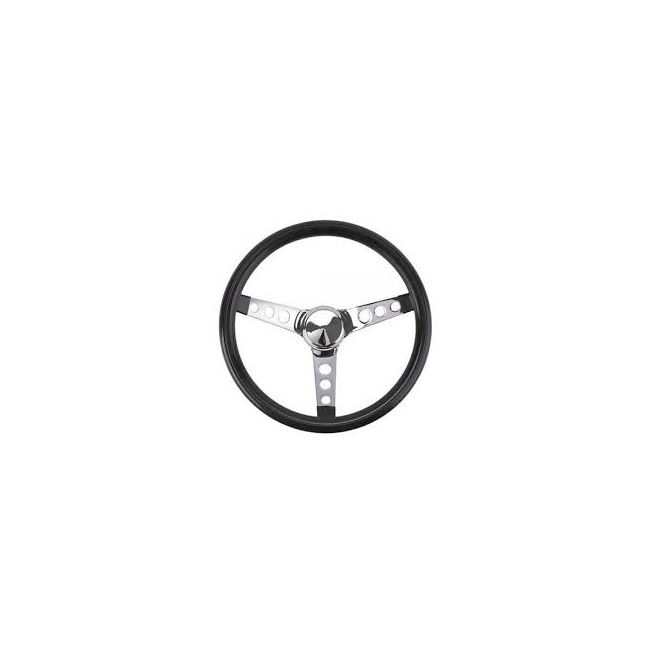 , 13.5 inch Foam Steering Wheel Standard Dish Fits Dune Buggy And Sand Rails | 415148