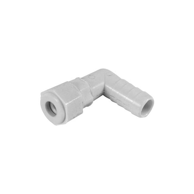 , Air Filter Breather Fitting 90 Degree Universal Nylon | 129360F