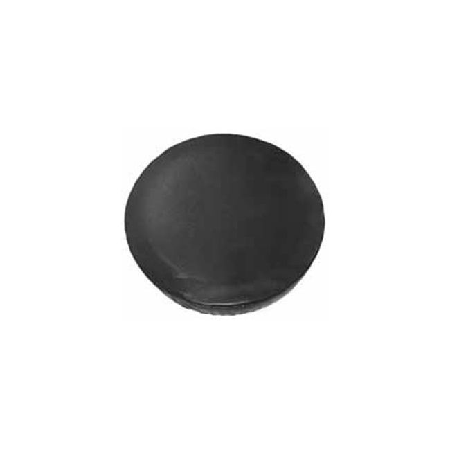 , Black Spare Tire Cover Fits All Classic VW Beetle And VW Bus | 601192