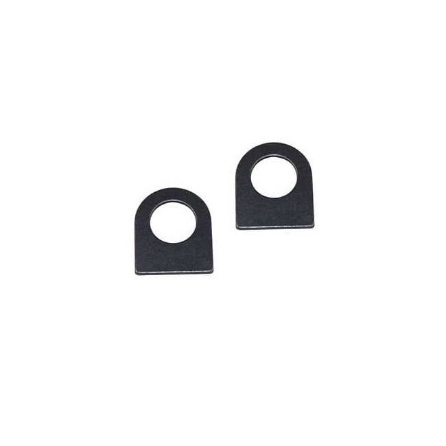, Brake Line Tabs Weld in Pair for Dune Buggy and Sandrails | 910172