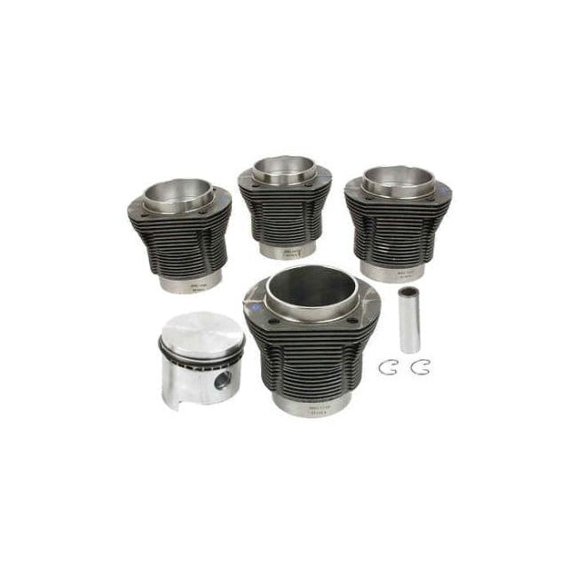 , Cast Piston And Cylinder Kit 88mm 1679cc Air Cooled VW Engines | 198199