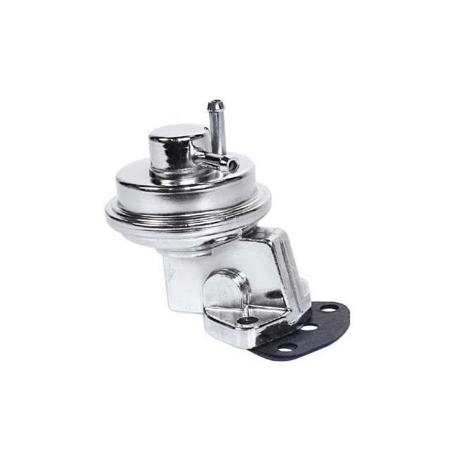 , Chrome Fuel Pump All VW Bug (see notes) *** Type 1  2  3 | 129420