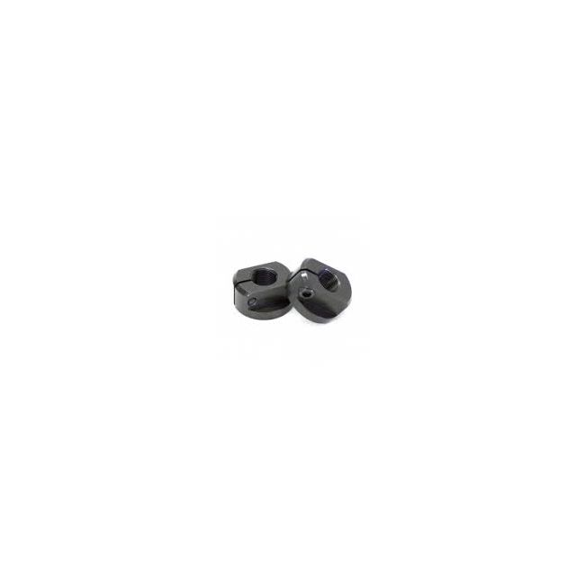 Chromoly Spindle Clamp Nuts With Flange Fits VW Link Pin Spindles   405108F