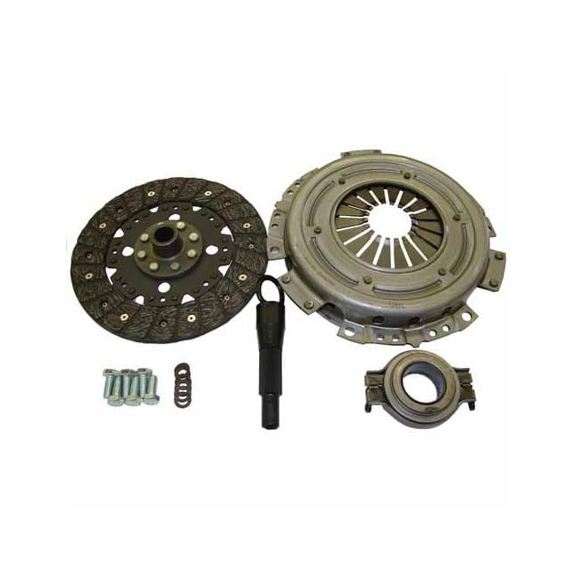 , Clutch Kit Late Fits VW Bug 200mm 1971-1979 For Air Cooled VW Engines | PKG204