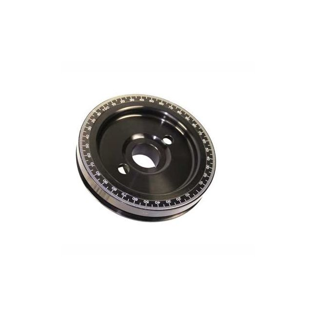 , Crankshaft Pulley Equalizer Style For Air Cooled VW Engines | 105159