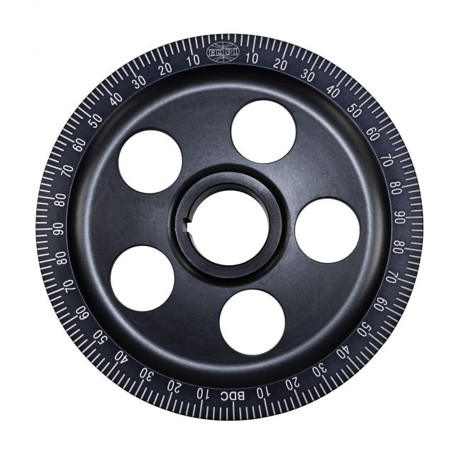 , Crankshaft Pulley Stock Size Laser Pulley Air Cooled VW Engines | 105153