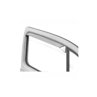 Fits Beetle STAINLESS FENDER GUARD Dunebuggy /& VW Front Pair