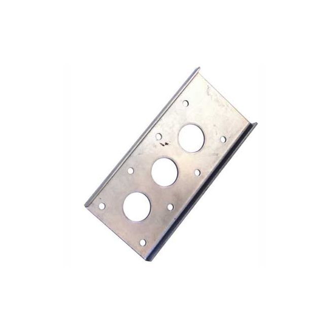 , Dune Buggy Pedal Mounting Plate for Single Hydraulic Pedals | 910168