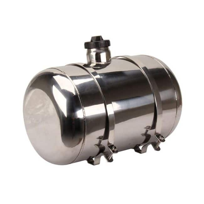 , Dune Buggy Polished Stainless Steel Fuel Tank 10×16 5 Gallon | 201126