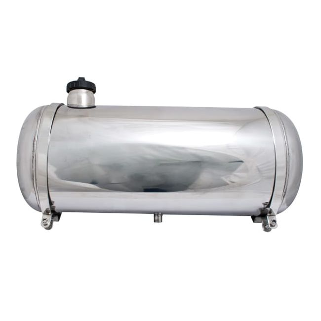 , Dune Buggy Polished Stainless Steel Fuel Tank 10×30 9.5 Gallon | 201128