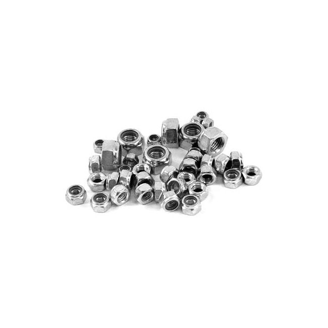 , Engine Lock Nut Kit Fits VW Beetle Air Cooled Engines | 101112