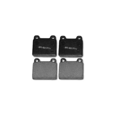 , VW Hot Rod Disc Brake Pads
