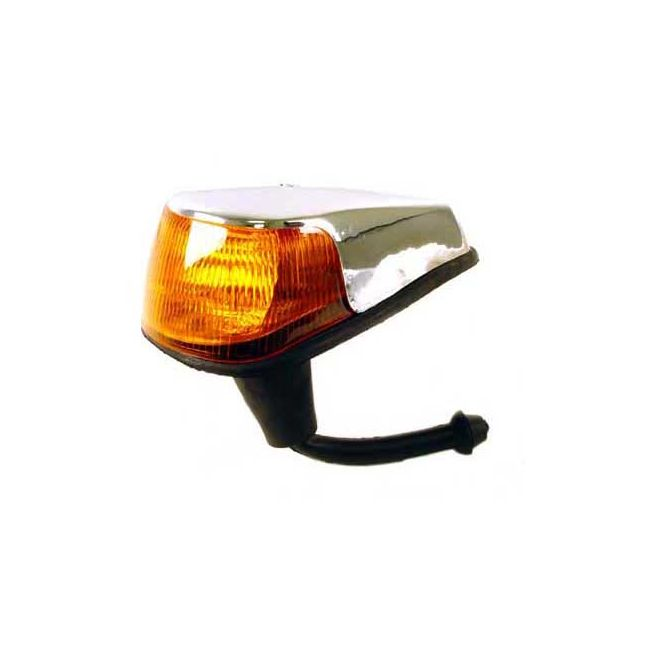 , Front Turn Signal Assembly Amber Fits VW Bug 1970-1979 Complete Right Side | 113953042N