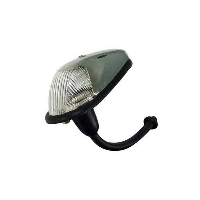 , Front Turn Signal Assembly Clear Fits VW Bug Beetle 1958-1963 | 113953041C