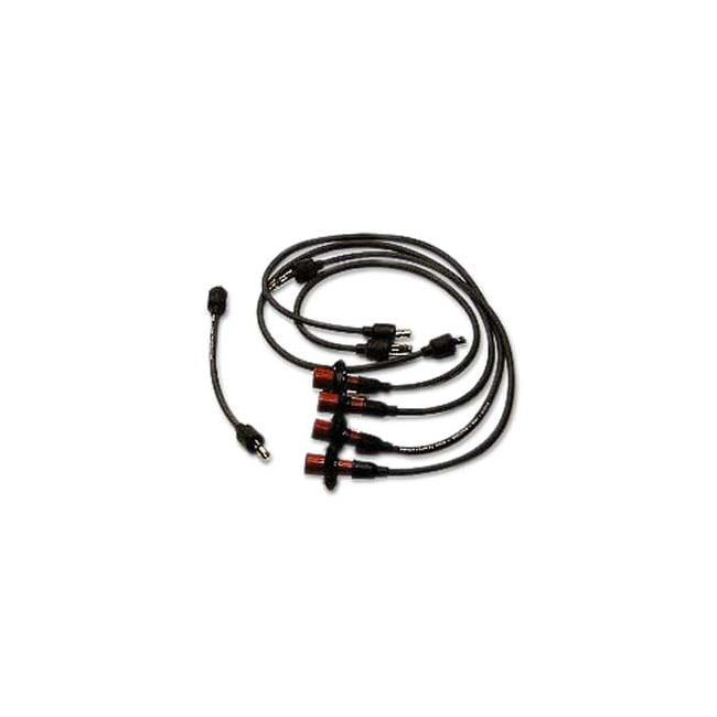 , German Spark Plug Wire Set VW Bug 1200cc Thru 1600cc | 111998031A
