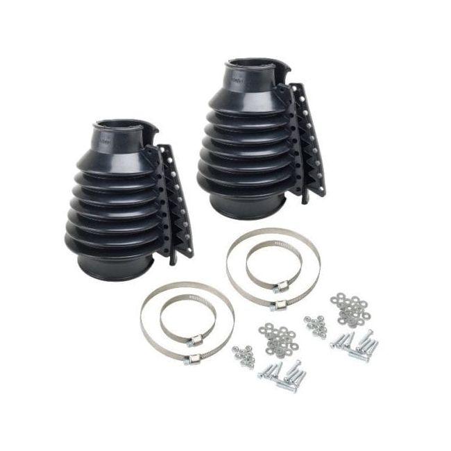 , Heavy Duty Swing Axle Boots, Black, Pair | 598106