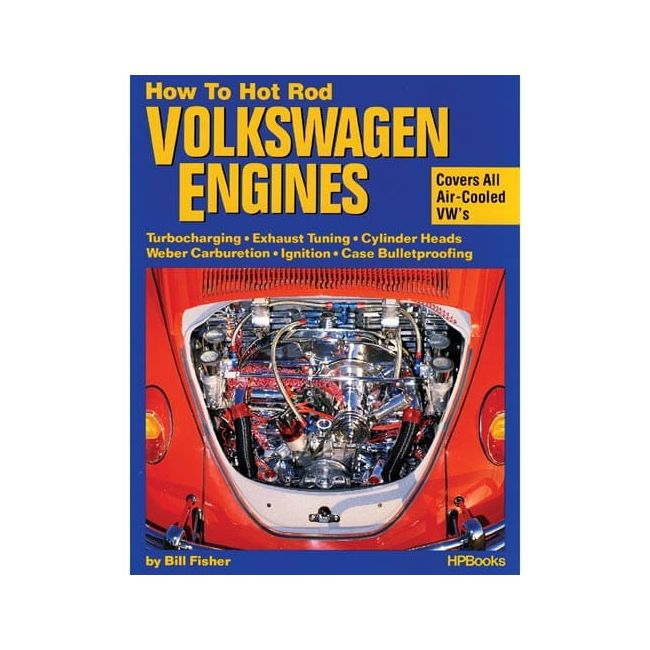 , How To Hot Rod Your VW Book Manual | 975122