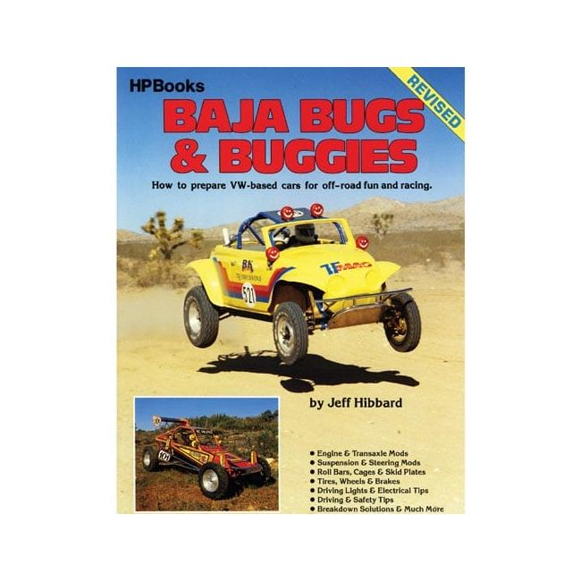 , How To Offroad Prep Your VW Baja Or Sand Rail Book Manual | 975120