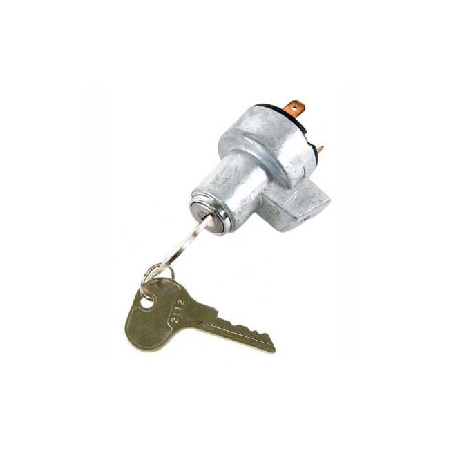 , Ignition Switch With Keys Fits VW Bus 1950-1966 | 211905811C