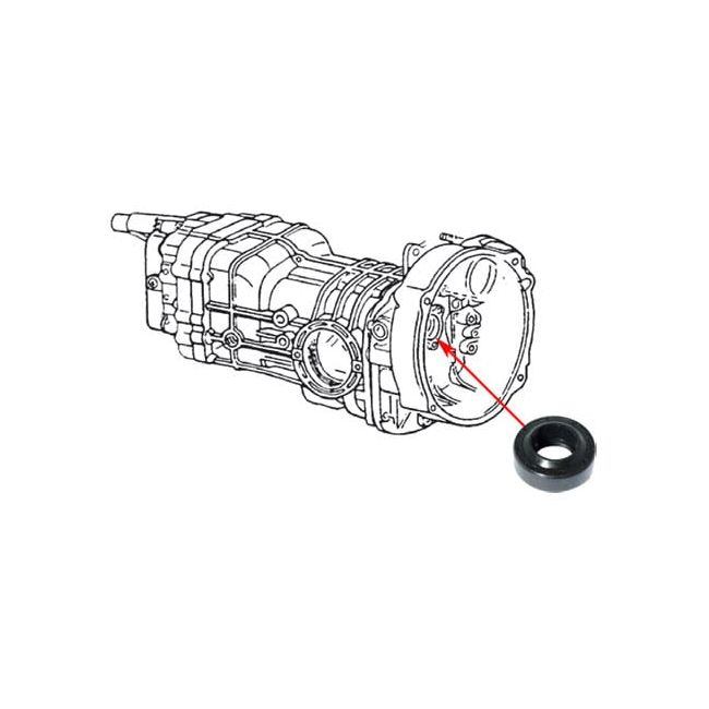 , Input Shaft Seal Main Shaft Seal All Swing And IRS Trannys. | 113311113