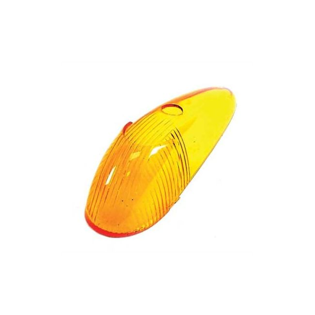 , Lens Amber Front Turn Left Or Right Fits VW Bug Beetle 1958-1963   113953161A