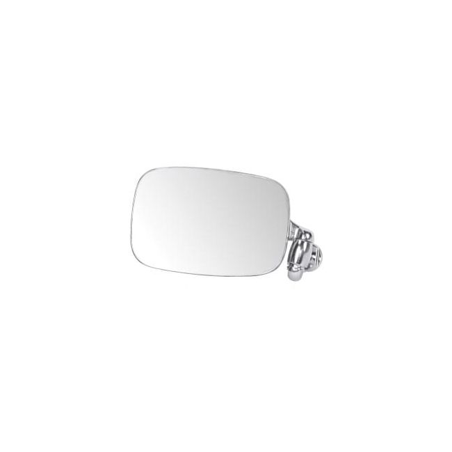 , Mirror Chrome Side View Left Fits VW Karmann Ghia 1966-1974 | 141857501
