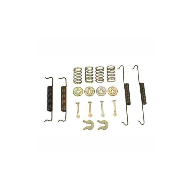 , Rear Brake Hardware Kit VW Bug 1958-1964 VW Ghia 1958-1964   113698537B