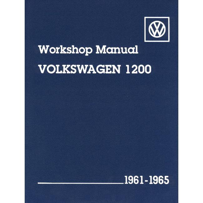 , Robert Bentley Tech Book Manual , Type 1, 1200cc | 975138