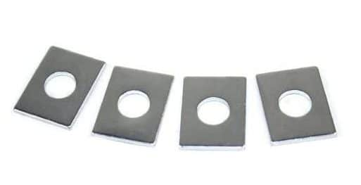 , Rocker Shim Set .015 4 Pieces For Air Cooled VW Engines | 198156