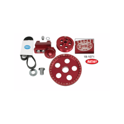 , VW Hot Rod Performance Lower Pulleys
