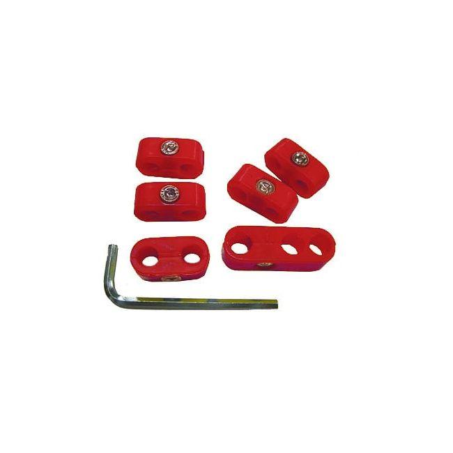, Spark Plug Wire Separator Kit, Red | 905142