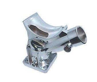 , VW Beetle Alternator Generator Stand Chrome FIts 12 Volt Upright VW engines | 101138