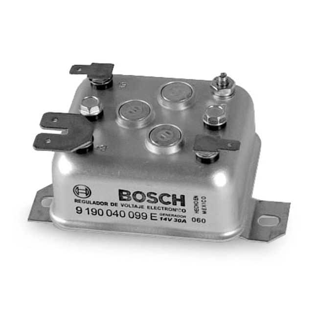 , VW Beetle Voltage Regulator 12 volt For Bosch Generator GR15N   BOS30019