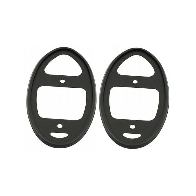 , VW Bug Tail Light To Fender Seal Left Or Right Pair 62-67 | 111945191E