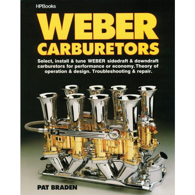 , Weber- All About Carburetors Book Manual | 975126
