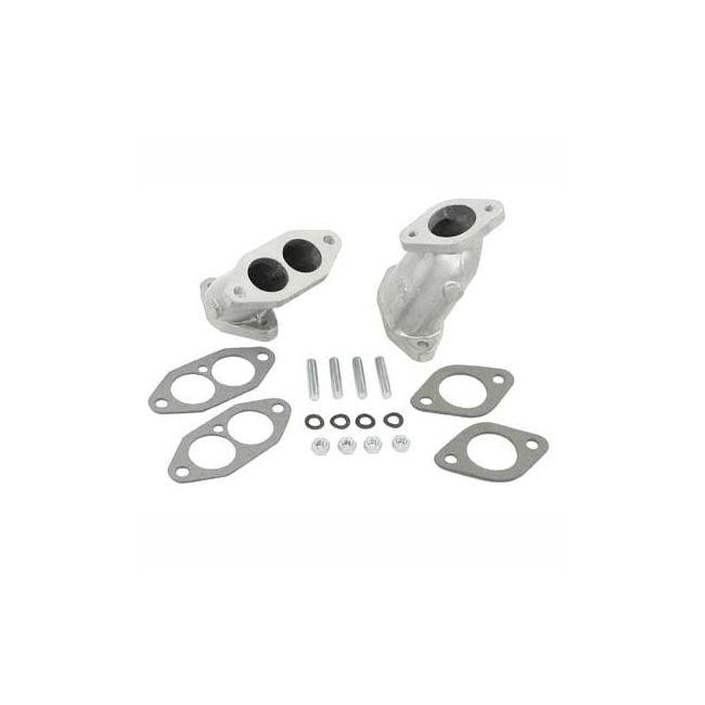 , Weber Dual 34 ICT Intake Manifolds Dual Port Kit | 129196