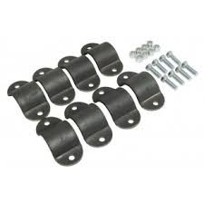 , Front End Mounting Clamps Set Of 8 for Dune Buggies and Sandrails | 401180