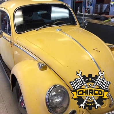 Solid Arizona 1965 Bug 2nd Owner Numbers Matching